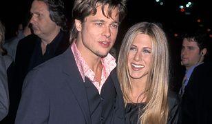 Jennifer Aniston i Brad Pitt planują ślub