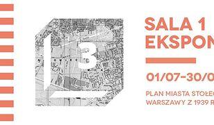 Plan miasta stołecznego Warszawy z 1939 roku