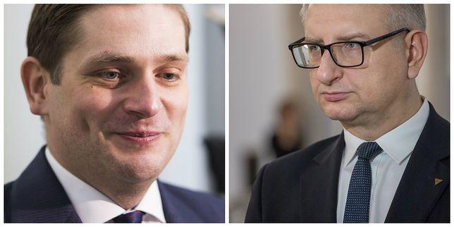 Bartosz Kownacki zastąpi Stanisława Piętę w komisji śledczej ds. Amber Gold