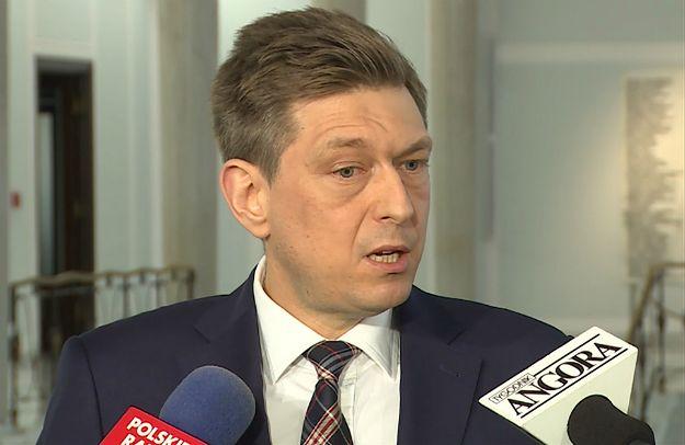Mariusz Witczak o świetnych sondażach PiS: PO w szczytowym momencie miała 65 proc. poparcia