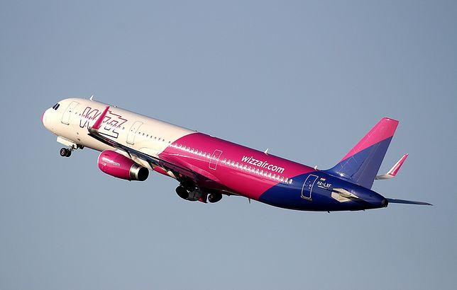 Wizz Air zmniejsza liczbę lotów. Przyczyną spadek zainteresowania