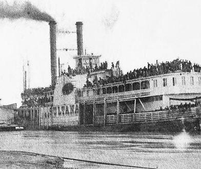 Zapomniana katastrofa Sultany. Zginęło 1800 osób