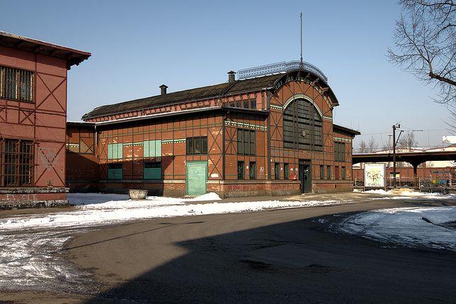 Dworzec kolejowy w Rudzie Śląskiej Chebzie
