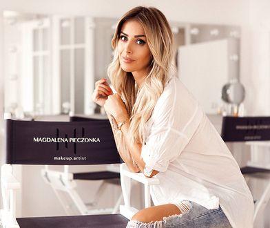 Jak podkreślić naturalne piękno i zamaskować niedoskonałości makijażem? Wywiad z Magdaleną Pieczonką