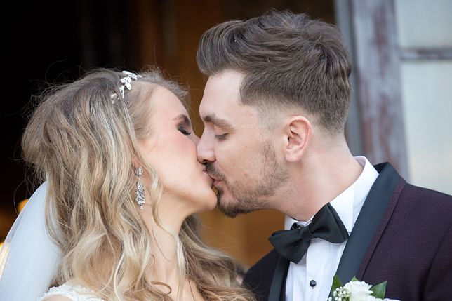 Takie momenty to już przeszłość. Daniel i Ewelina od ponad 2 tygodni nie są już mężem i żoną
