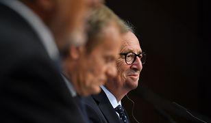 Jean Claude Juncker, szef KE