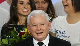 Wieczór wyborczy 2015 r. Jarosław Kaczyński triumfuje. Po trzech latach przed jego partią pierwszy poważny test na to, czy Polacy nadal są skłonni ufać PiS.