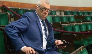 """Roman Giertych: """"Ja w sondaże kompletnie nie wierzę. Wybory wygra Koalicja Obywatelska, drugi będzie PiS""""."""