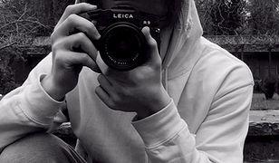 Brooklyn Beckham fotografem Burberry