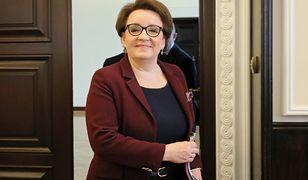 Protest nauczycieli. Liceum minister Zalewskiej dołącza do strajku