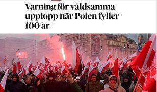 Dagens Nyheter ostrzega przed zamieszkami