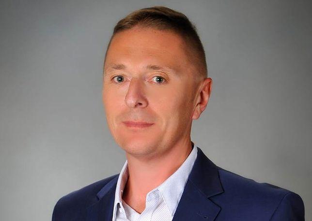 Andrzej Tracz z Chojnowa w powiecie legnickim nie zgodził się na lokalną koalicję PSL z PiS