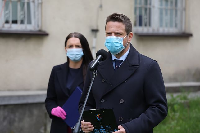 Wybory prezydenckie 2020. Rafał Trzaskowski ma zostać kandydatem PO na prezydenta