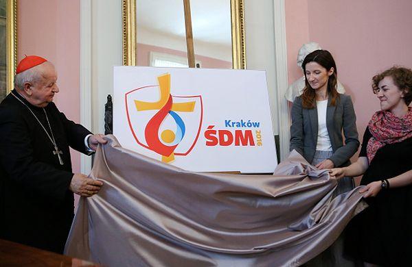 Światowe Dni Młodzieży w Krakowie. Kard. Stanisław Dziwisz zaprezentował logo i modlitwę