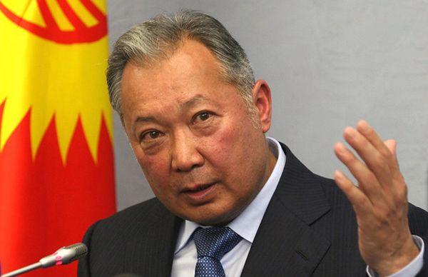 Były prezydent Kirgistan Kurmanbek Bakijew skazany zaocznie na dożywocie