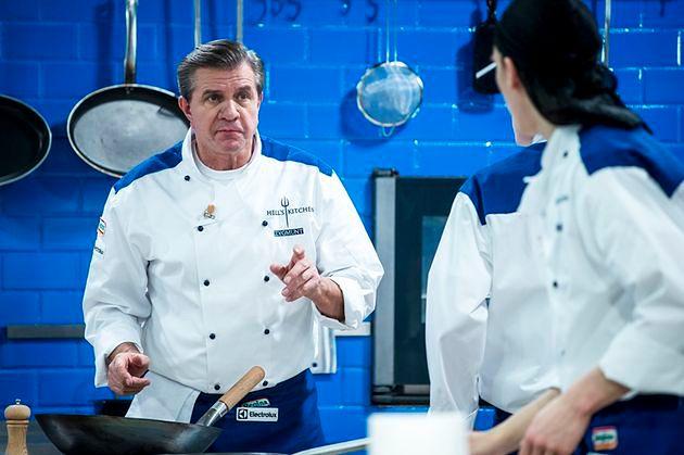 """Gwiazdy po raz pierwszy będą gotować w """"Hell's Kitchen"""". Kto to będzie?"""