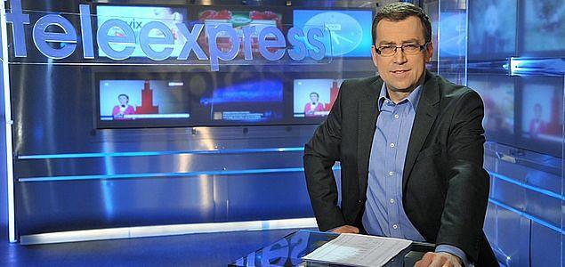 """""""Teleexpress"""": zmiana w ramówce TVP1 pomoże programowi?"""
