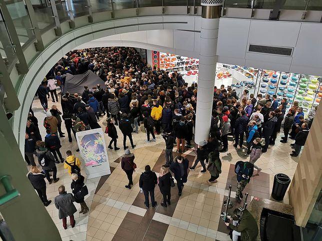 14 grudnia 2019 r. Otwarcie sklepu Xiaomi Mi Store w Warszawie