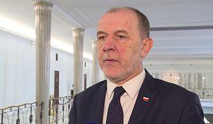 Jan Mosiński nie ufa Schetynie. Poszło o nowelizację ustawy o IPN