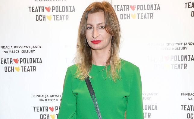 Magdalena Schejbal jest po pierwszej dawce szczepionki