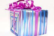 Sprzedaż prezentu z podatkiem