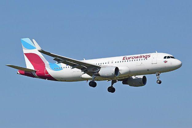Przymusowe lądowanie samolotu linii Eurowings w Kuwejcie