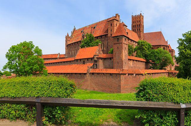 Malbork jest jednym z miast Pomorza Gdańskiego