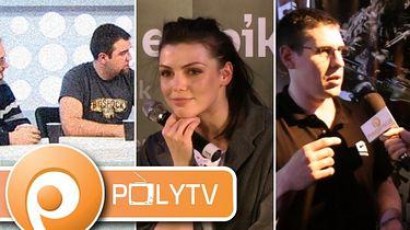 PolyTV: wywiad z przedstawicielami firmy Cenega, premiera Sniper 2, polska Lara Croft i tajemnicze pytanie do People Can Fly