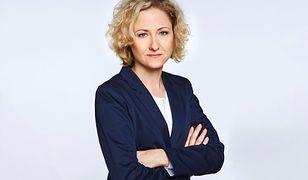 Rada Europy wydała alert ws. śledztwa prokuratury dotyczącego reportażu o Stefanie W. Na zdjęciu autorka tekstu: Katarzyna Włodkowska.