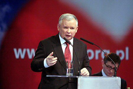 Kongres PiS: ponad 85% poparcia dla J. Kaczyńskiego