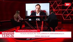 Sondaż IBRiS dla WP. Opozycja rośnie w siłę? Marcin Duma tłumaczy zmiany