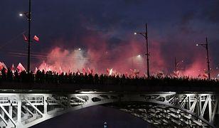 Materiały ws. Marszu Niepodległości trafiły do prokuratury. Przekazała je policja