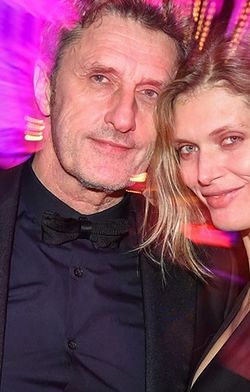 Paweł Pawlikowski i Małgorzata Bela
