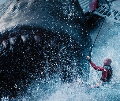 Jason Statham kontra wielki rekin. Czego chcieć więcej?