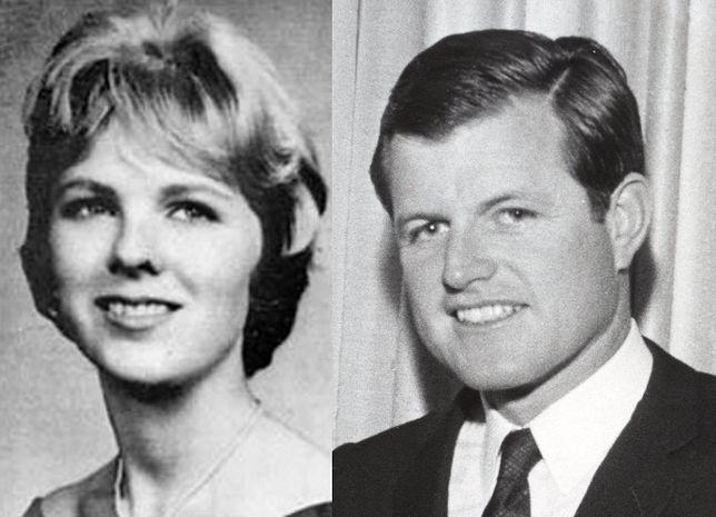 Mary Jo Kopechne pracowała przy kampanii Teda Kennedy'ego