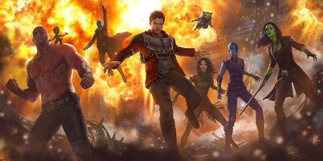 """""""Strażnicy Galaktyki vol. 2"""": są już pierwsze recenzje filmu. Szykuje się kolejny hit?"""