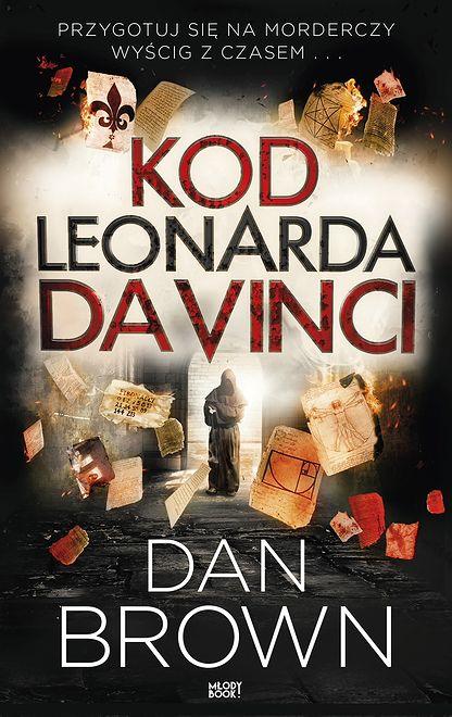 Przeczytaj początek książki ''Kod Leonarda Da Vinci'' Dana Browna w wersji dla młodzieży