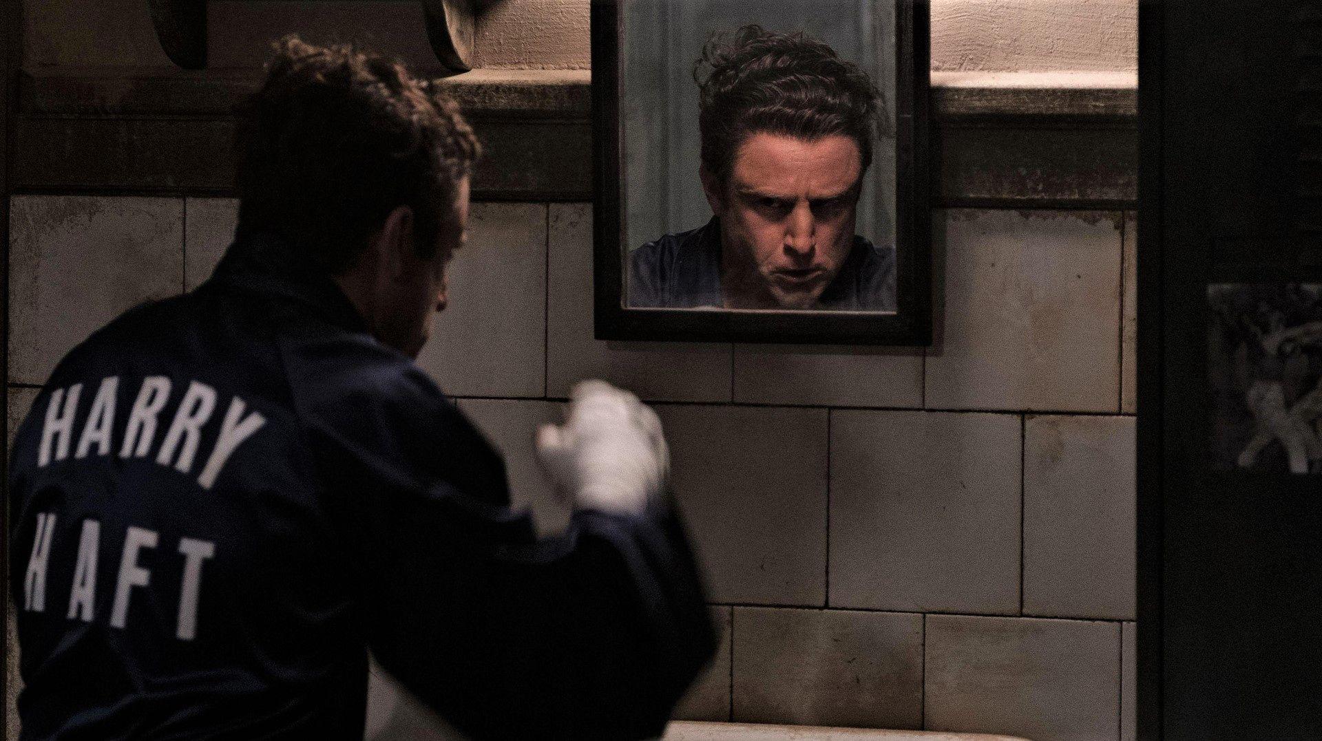 Kadr z filmu o historii Harry'ego Hafta