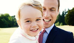Książę George jest trzeci w kolejce do tronu