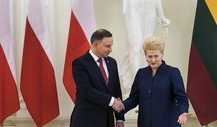 Litwa wesprze Polskę w sporze z KE - zapowiedziała prezydent kraju