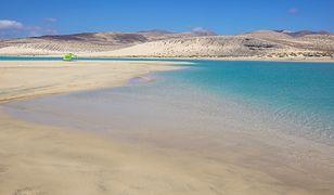 Fuerteventura to prawdziwy raj dla wielbicieli pięknych plaż