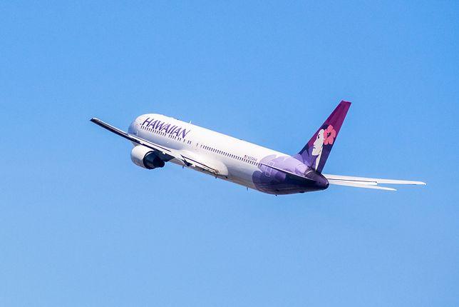 Najdłuższe połączenie krajowe kursuje pomiędzy Bostonem a Honolulu