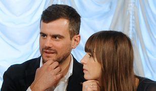 Agnieszka Więdłocha i Antoni Pawlicki zaręczyli się w 2016 r.