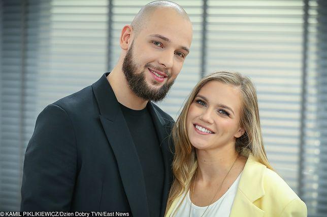 Maciej Pela i Agnieszka Kaczorowska właśnie zostali rodzicami