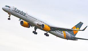 PLL LOT może przejąć niemieckie linie Condor Airlines