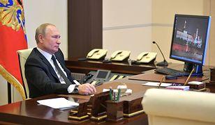 Rosja z własnym internetem