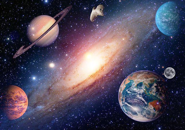 Wszechświat kosmos