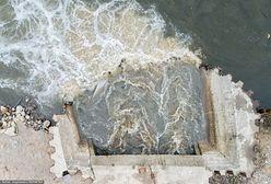 Czajka. Szczegóły budowy mostu pontonowego