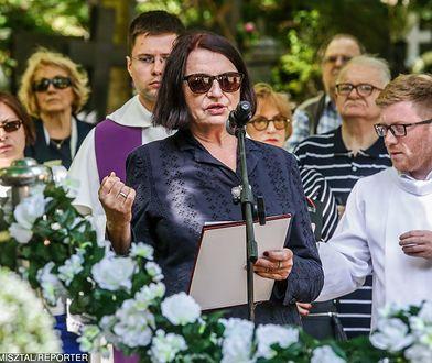 Mąż Małgorzaty Rybickiej zginął w katastrofie smoleńskiej