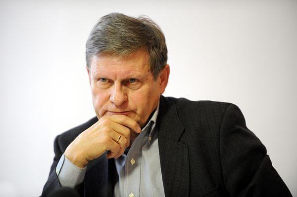 Leszek Balcerowicz, były wicepremier i minister finansów